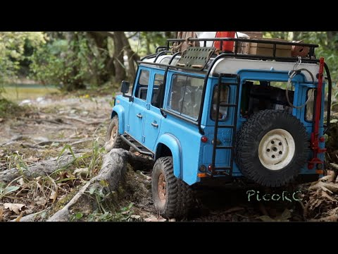 RC Mex-II D110 Forest Expedition