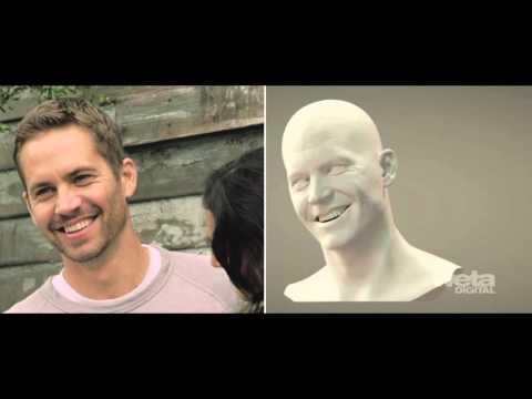 Furious 7 | Breakdown - Brian O'Conner | Weta Digital