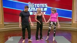 Totes Amaze Week: 99-Year-Old Tao Porchon-Lynch Teaches Yoga
