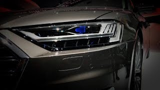 Вот он, новый Audi A8 L 2018