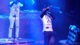 ASAP Rocky - Thuggin Noise LIVE!!