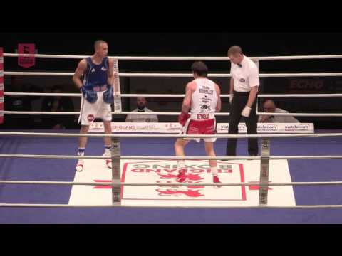 Elite Championship Final  Male 75kg Reynolds vs Whittaker