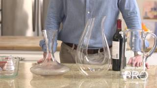 CHW: Drink Like a Pro - All About Decanting