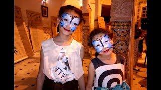 هكذا إحتفل أطفال جيجل باليوم العالمي للطفولة