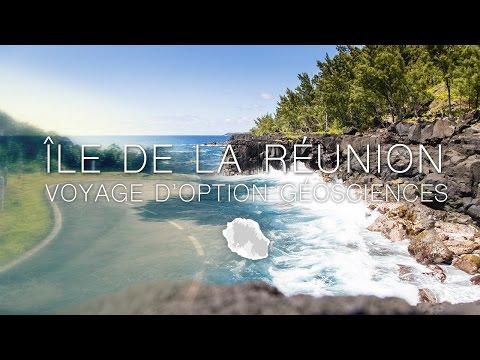 Les élèves Géosciences expérimentent le terrain sur l'île de la Réunion