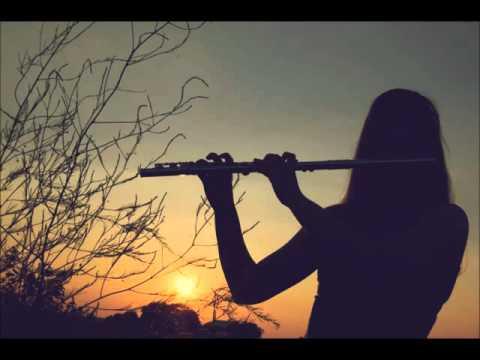Instrumental flute sedih