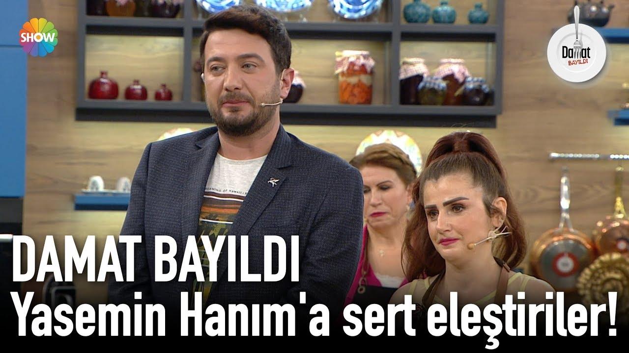 Yasemin Hanım'a sert eleştiriler! | Damat Bayıldı 39. Bölüm