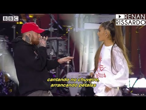 Ariana Grande feat Mac Miller - The Way Tradução