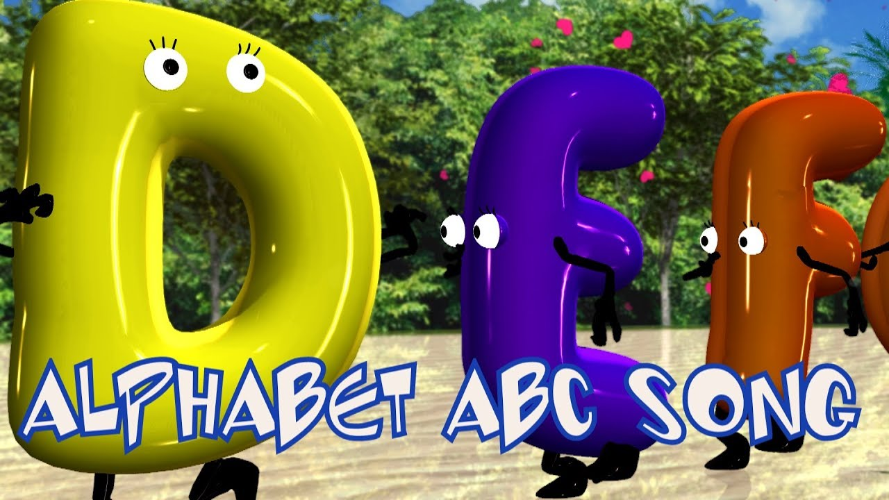 Kids Alphabets Abc Song Nursery Rhyme L Baby Song Kids Song