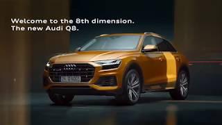 Noul Audi Q8