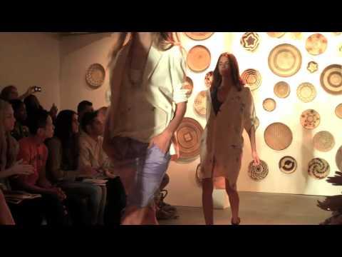 Hitha Prabhakar @ Mercedes-Benz Fashion Week - Adam Lippes