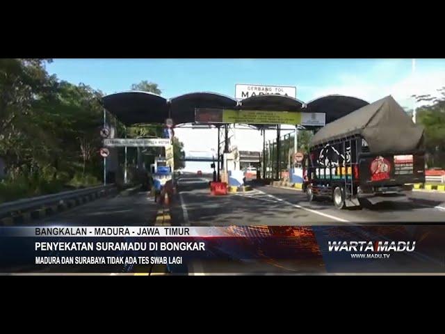 Bangkalan - Madura dan Surabaya Tidak Ada Tes Swab Lagi