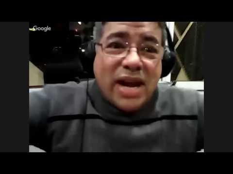 El Profe Sergio Brandan En la Radio Santiago y Copla