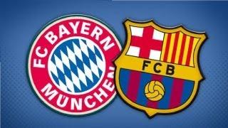 Bayern Munich vs FC Barcelona | Partido Amistoso | 24/07/2013