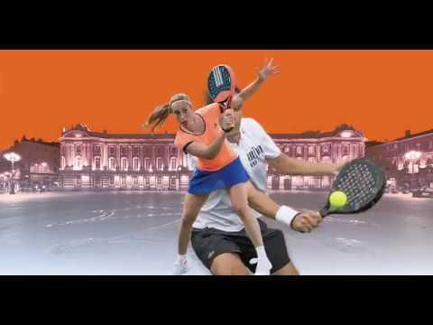 Hôtel Crowne Plaza Toulouse partenaire officiel de l'Open de France de Padel