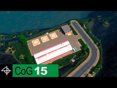 The BEST SPOT for the Fire Helicopter Depot | Cities: Skylines – City of Gardens SCENARIO, Part 15