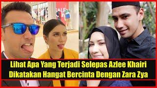 Ini Bukti Azlee Khairi Hangat Bercinta Dengan Zara Zya ? Hero Heroin Seadanya Aku TV3 Drama Episod