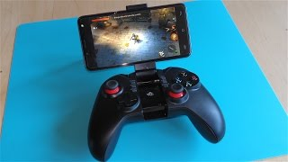Ipega 9068 Tomahawk Bluetooth Controller von TomTop.com // Vorstellung & Testbericht