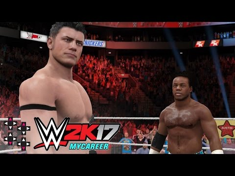 Brody Tyson no more! Creed breaks up his tag team — WWE 2K17 MyCareer #7