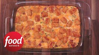 Corned Beef Hash Brown Breakfast Casserole | Food Network