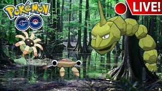 ADVENTURE WEEK SHINY HUNT!!! Pokemon GO