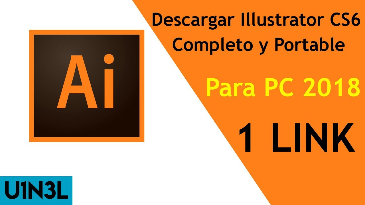 Descargar Illustrator Cs6 Portable 2020 Full Youtube