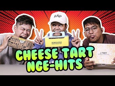 Cobain Cheese Tart Nge-Hits #CekOmbak