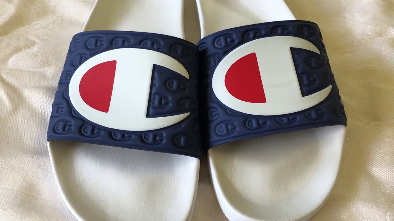 773ff696c53 Champion Slides   Havaianas My Thoughts Review - YouTube