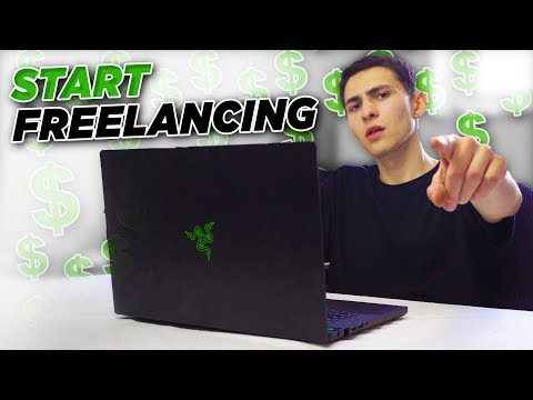 How to Start Freelancing WITH NO PAST WORK from YouTube · Duration:  8 minutes 17 seconds