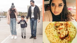 Our Basic Sunday Routine Vlog || Grocery Haul Indian Mom Vlogger