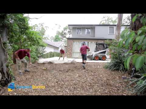 Landscape Shape and Form | Garden & Landscaping | Melbourne metro | Compare Quotes