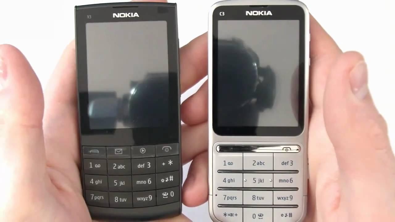 Nokia c301