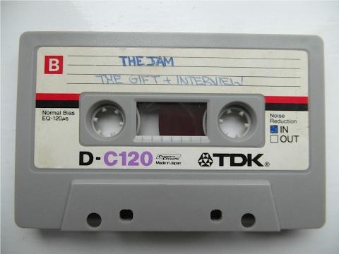 The Jam - Radio 1 Interview (1982)