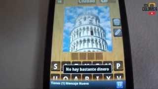 Análisis del Juego 1 Imagen 1 Palabra en Android