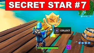 WEEK 7 SECRET BATTLE STAR LOCATION SEASON 9 FORTNITE Find the Secret Battle Star in Loading Screen 7