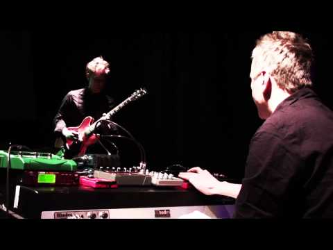 Teun Verbruggen's 'Warped Dreamer' live @ 'het Bos' february 2014 - track 1 . Official