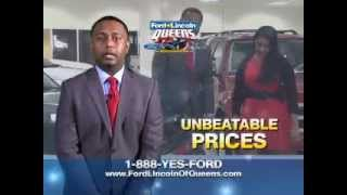 Ford Lincoln of Queens - Unbeatable Prices & Great Team