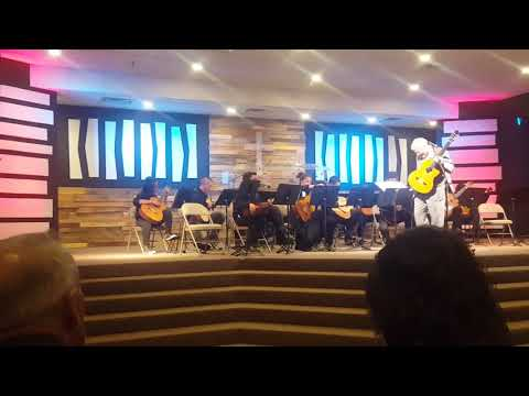 Miko Martinez S.O.D.A School of Dreams Academy end of year guitar concert