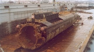 Секунды до катастрофы: Подлодка Курск
