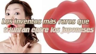 9 INVENTOS JAPONESES MÁS RAROS Y LOCOS