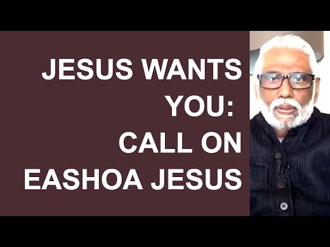 Jesus Wants You: Neo Christos Church Service With Dr. Pillai