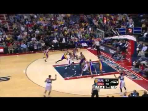 Lakers most disappointing loss of 2011-12 season vs Washington Wizards