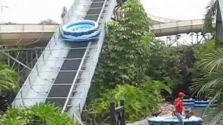 Costa Rica, Subida a Juegos de Agua, Parque Nacional de Diversiones thumbnail