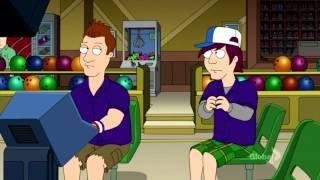 American Dad - Roger, The Limo Driver.