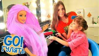 Кукла Барби в салоне красоты Мастерславля - Отдых в Москве - Куда сходить