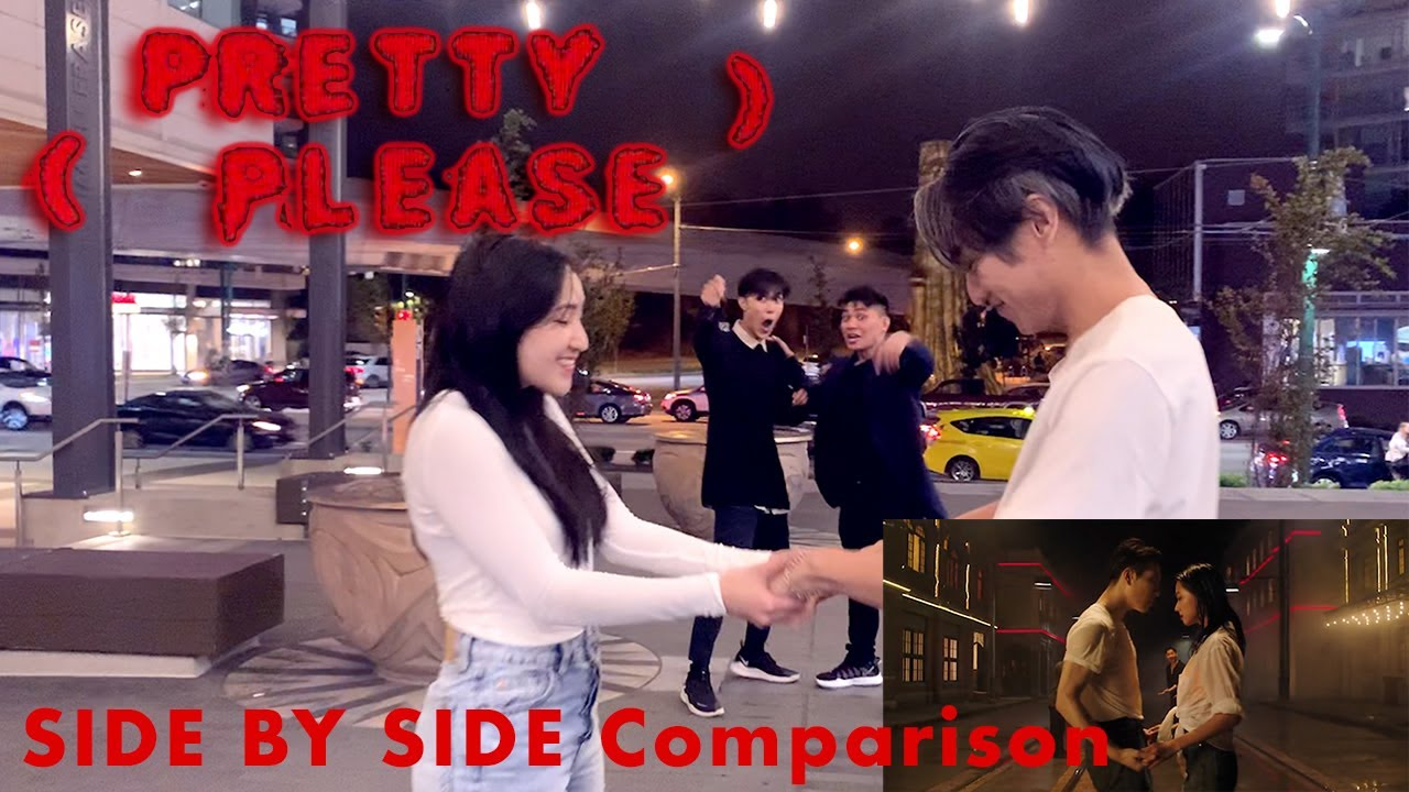 [DANCE IN PUBLIC - PRETTY PLEASE COVER - SIDE BY SIDE VER.] - JACKSON WANG & GALANTIS [YOURS TRULY]
