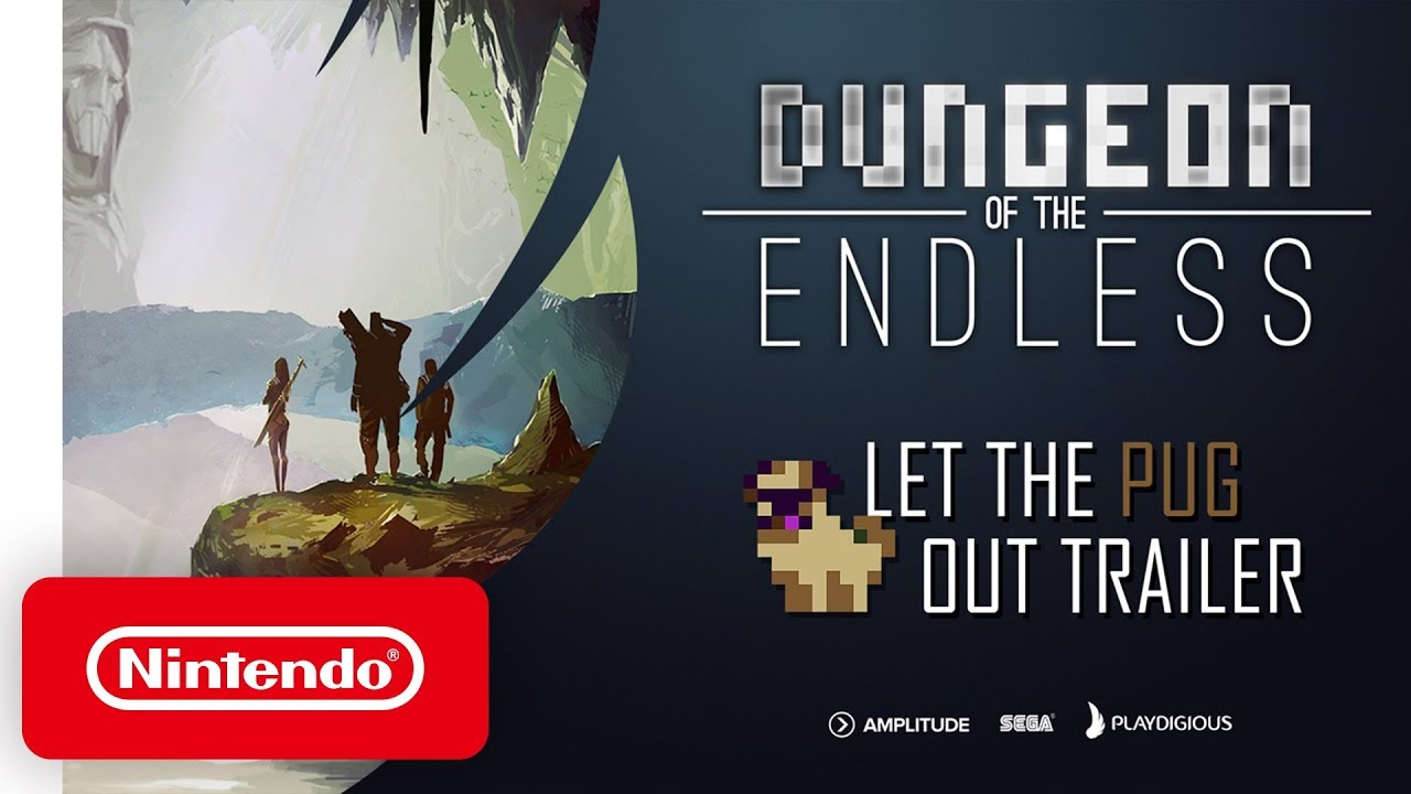 Dungeon of the Endless - Let the Pug Out Trailer - Nintendo Switch - Nintendo