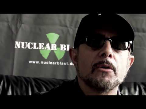 OVERKILL - The Grinding Wheel (OFFICIAL TRACK BY TRACK #1)