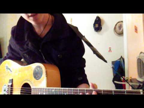 The Mortician's Daughter Guitar Tutorial
