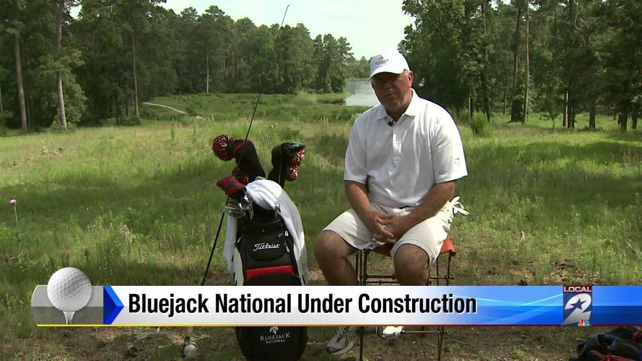 Bluejack national youtube for Bluejack national